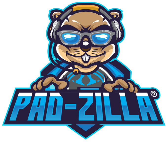 Team Pad-Zilla® CS:GO